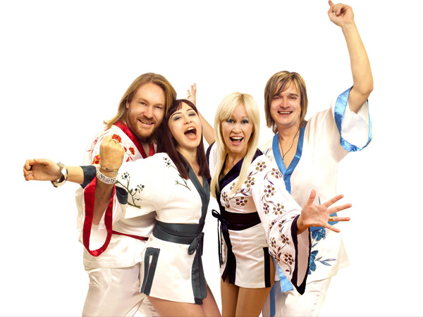 Bjorn Again - ABBA Tribute Band-2