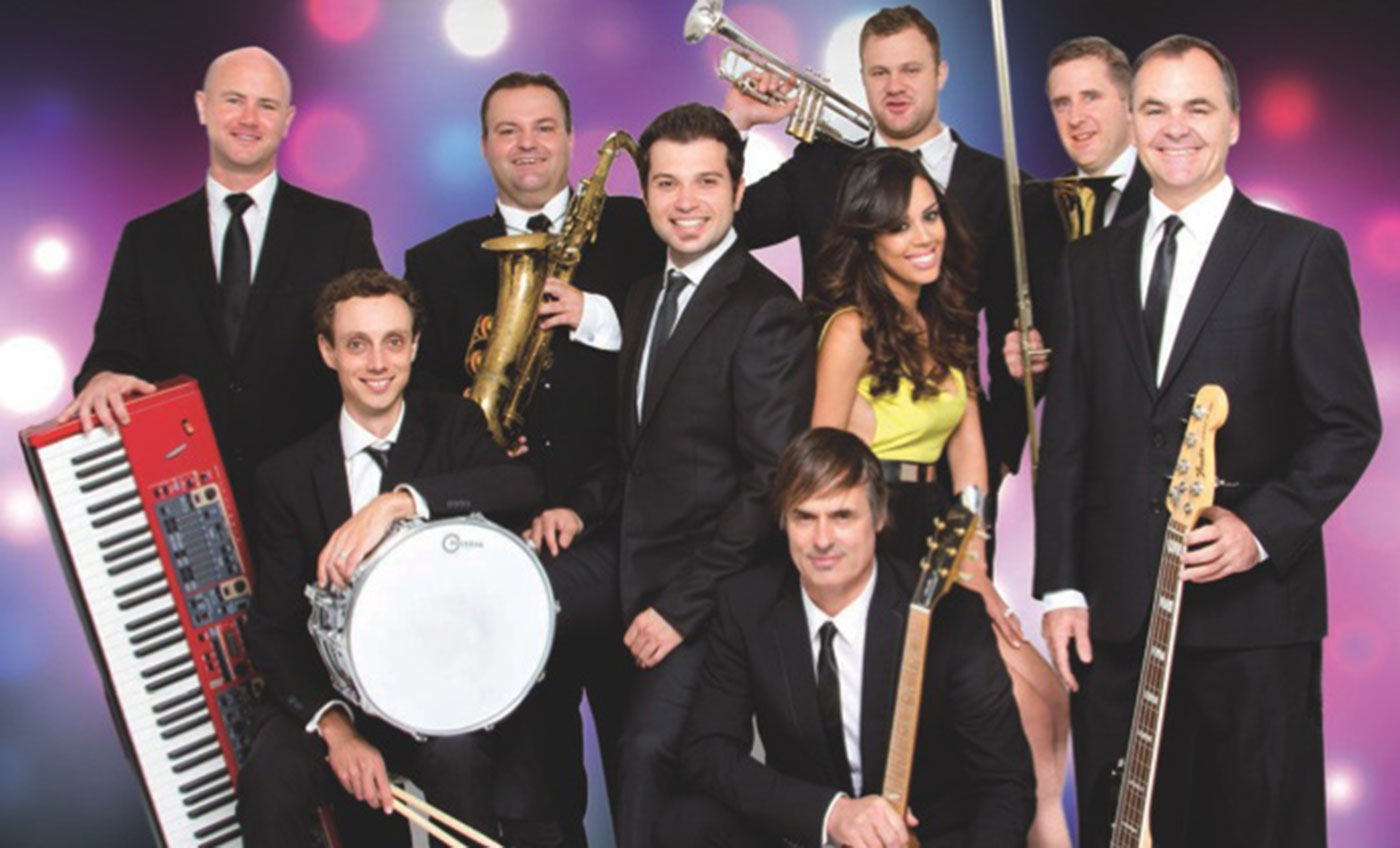 High Rollers Band