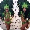 Carnival and Samba Dancers