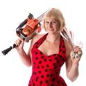 Ell Bella Chainsaw Juggler