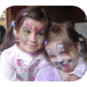 Fairy Mary - Face Painting-1