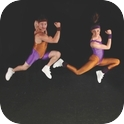 Garry and Linda - 80s Aerobics, Adagio, Acrobatics-1