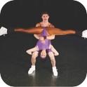 Garry and Linda - 80s Aerobics, Adagio, Acrobatics-2