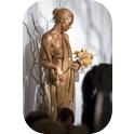 Human Statue Body Art