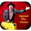 Patrick Bath - Squeek the Clown / Mime-1
