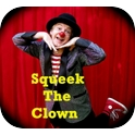 Patrick Bath - Squeek the Clown / Mime-3