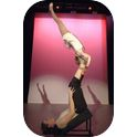 Acrobats - Foot Juggling Act-2