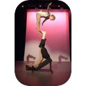 Acrobats - Foot Juggling Act-3