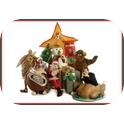 Wacky Christmas Characters