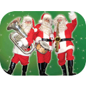 Wacky - The Three Santas-1